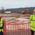 Work Starts On New Industrial Scheme At Hortonwood, Telford